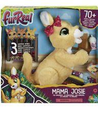 FurReal - Mama Josie The Kangaroo (Interactive Plush with Over 70 Sounds.