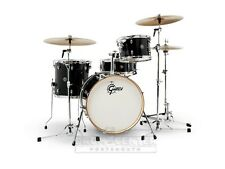 Gretsch Catalina Club 3 Piece Drum Set With 20 Bass Drum - Piano Black