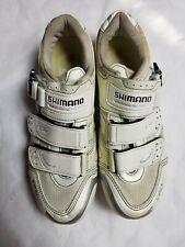 Shimano Wr40 Road Cycling Shoes Women Size 7.8 Eu 40