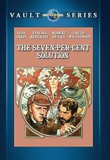 The Seven-Per-Cent Solution 1976 (DVD) Alan Arkin, Vanessa Redgrave - New!