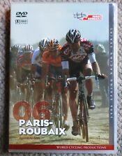 2006 Paris - Roubaix World Cycling Productions 2 DVD set Fabian Cancellara Clean