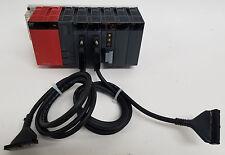 Mitsubishi MELSEC Q-Series 6 Slot PLC, Q06HCPU, QX41, QY41P, QJ61BT11N, Q61P-A2