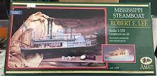 Amati Mississippi Steamboat Scale 1/150 Ref 1439, Nuevo