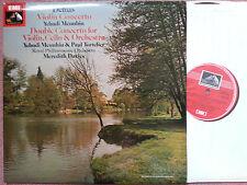 ASD 3343. Delius Violin Concerto. Double Concerto for violin, Cello and orchestr