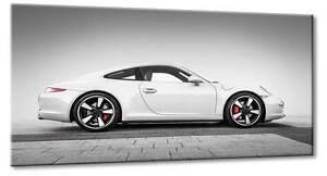 Leinwand Bild Porsche 911 991Carrera S Coupé Wandbild Art Kunst Super Rennwagen