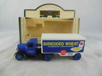 LLedo Days Gone DG067009 1935 Ford 3 Ton Articulated Truck Shredded Wheat