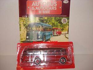 Autobus & Pullman Del Mondo - Fiat 626 Rnl - Italia 1948 Al 1/43 °