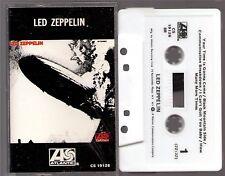 """Led Zeppelin """"Led Zeppelin"""" Cassette 1969 ATLANTIC FREE SHIPPING IN USA"""