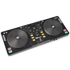 USB MIDI DJ CONTROLLER STUDIO MIXER AUDIO INTERFACE MISCHPULT MIX WORKSTATION
