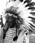 Внешний вид - Native American Indian CHIEF WHITE CLOUD Glossy 8x10 Photo Lakota Sioux Print
