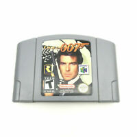 US Version For N64 Console GOLDENEYE 007 Nintendo 64 Video Game Card Cartridge