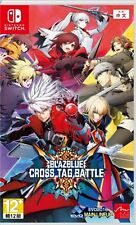 BlazBlue: Cross Tag Battle Chinese/English/Japanese Version Nintendo Switch NEW