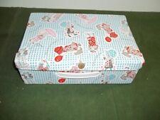 Vintage HOLLY HOBBIE Storage Case