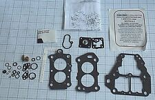 1987 88 CARBURETOR KIT MAZDA 2.6L ENGINE B2600 PICK UP 2 BARREL MIKUNI SOLEX NEW