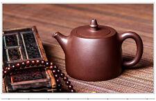 Authentic China Handmade Yixing ZiSha Pottery Teapot225cc Lotus zini