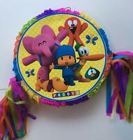 Pinata Pocoyo Birthday Party Game  party Decoration FREE SHIPPING