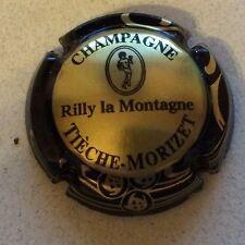 Capsule de champagne TIECHE-MORIZET (11c. or contour noir)