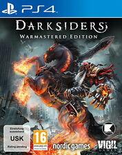 Darksiders - Warmastered Edition (Sony PlayStation 4, 2016)