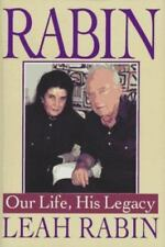 Rabin: Our Life, His Legacy-Leah Rabin