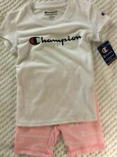 Girls Size 5 Champion Athletic Gear.  NEW WITH TAGS!