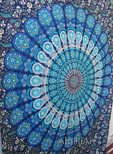 Twin Psychedelic Tapestry Wall Hanging Mandala Hippie Tapestry Wall Decor Throw