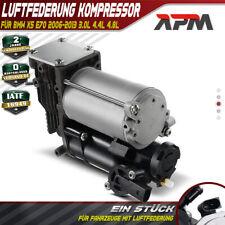 Luftfahrwerk Luftfederung Kompressor Niveauregulierung für BMW X5 E70 2006-2013