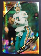 DAN MARINO 1997 Bowman's Best ATOMIC REFACTOR Preview Rare SP #BBP1 DOLPHINS