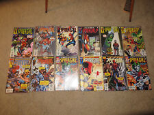 Spider-Girl Lot of 12 Marvel Comics See List