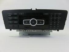 Mercedes Benz ML Class ML350 Navigation Media CD Radio FM Receiver Black 15 W166