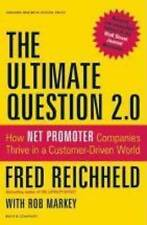 (Very Good)-The Ultimate Question 2.0 (Revised and Expanded Edition): How Net Pr