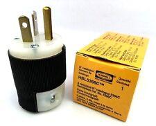 HUBBELL HBL5366C Plug 20A 125V NEMA 5-20P