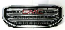 General Motors GMC Acadia 2017 2018 2019 Front Grille Chrome OEM 84431667