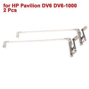 """New 15.6 """" Hinges For HP DV6 FBUT3054010 FBUT3055010 Brand New"""