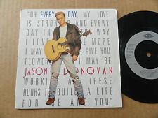 """DISQUE 45T DE JASON DONOVAN  """" EVERY DAY """""""
