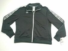 NEW Umbro Women's Track Jacket Zipper Front Long Sleeve Size 2XL
