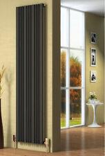 REINA BONERA VERTICAL DESIGNER RADIATORS BLACK, ANTHRACITE 1800mm x 324mm