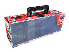 24 CARS CARRY DISPLAY CASE FOR 1/64 SCALE MODELS BY AUTOWORLD AWDC006