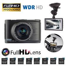 "3.0"" HD 1080P Car Dashboard DVR Camera Video Recorder Dash Cam G-Sensor GPS 170°"