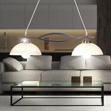LED PLAFOND LUMINAIRE SUSPENDU Maison de campagne style hauteur réglable ACIER