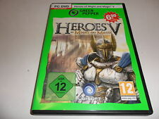 Pc Heroes of Might and magic v [Green pepper]