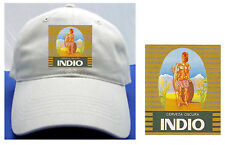 CERVEZA INDIO BEER LABEL BALL CAP