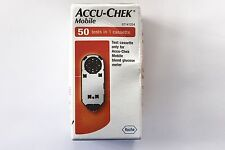 ACCU-CHEK MOBILE - 50 test in 1 pulisce