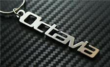 """Skoda """"OCTAVIA"""" Schlüsselring anschluss schlüsselanhänger schlüsselkette VRS TDI"""