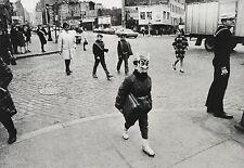 Gianni Berengo Gardin Ltd. Ed. Photo Heliogravure 40x30cm New York USA 1969 B&W