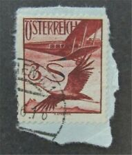 nystamps Austria Stamp # C29 Used $53