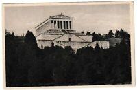 Ansichtskarte Walhalla an der Donau - Donaustauf - mit Stempel - 1916 - s/w