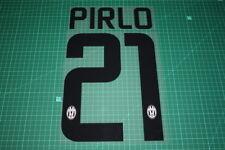 Juventus 14/15 #21 PIRLO Homekit Nameset Printing