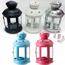 Stainless Steel Hanging Lanterns