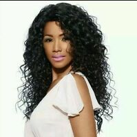 SLEEK FASHION IDOL 101 TONGABLE SYNTHETIC LONG CURLY WIG-**KARYN**