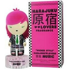 Harajuku Lovers Baby Wicked Style Music Eau De Toilette Spray 1.0 OZ New in Box